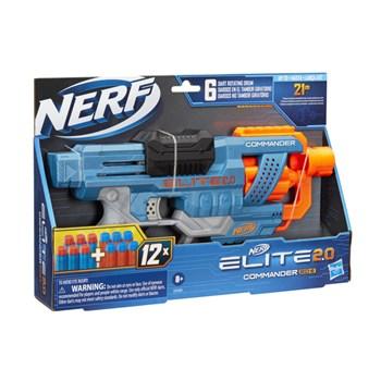 Lançador Nerf Elite 2.0 Comander - Hasbro E9486