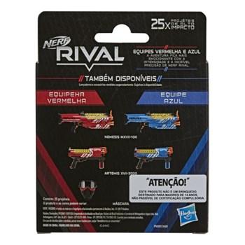 Lançador - Nerf Rival Refil 25 Dardos - Hasbro B1589