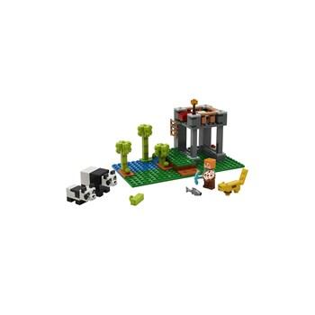 Lego A Creche dos Pandas - Lego 21158
