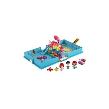 Lego As Aventuras Do Livro de Contos da Ariel - Lego 43176