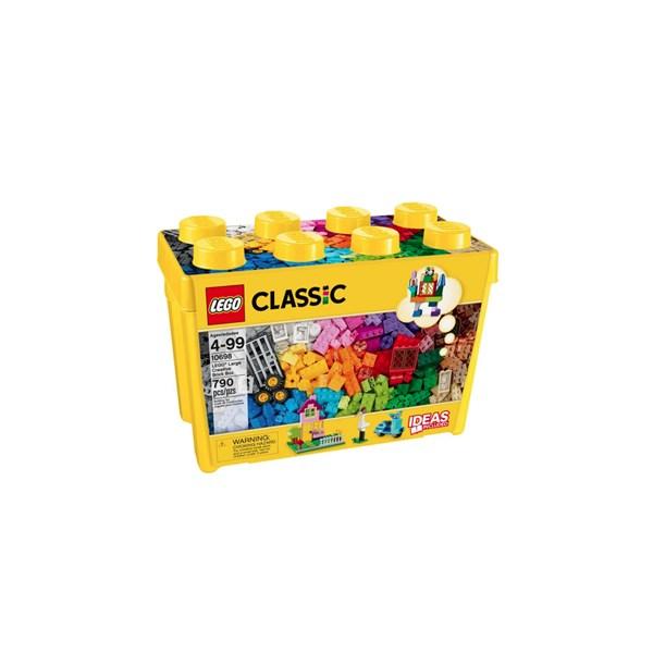 LEGO CLASSIC CAIXA GRANDE DE PEÇAS CRIATIVAS - 10698
