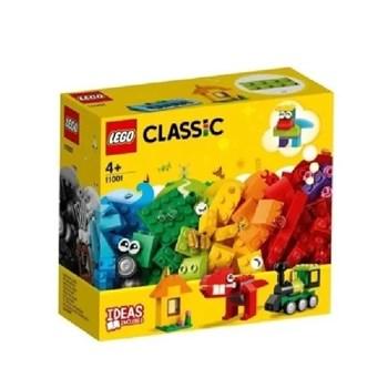 Lego Classic - Peças E Ideias 123 Peças- Lego 11001