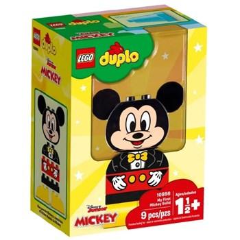 Lego Disney O Meu Primeiro Modelo Do Mickey  Lego 10898