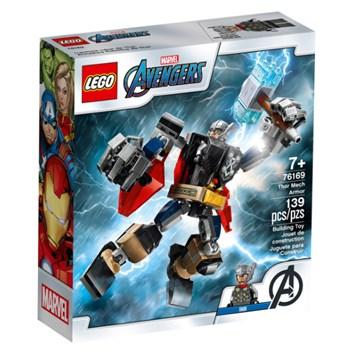 LEGO MARVEL AVENGERS ARMADURA ROBÔ DO THOR - 76169