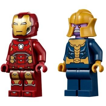 LEGO MARVEL AVENGERS HOMEM DE FERRO VS. THANOS - 76170