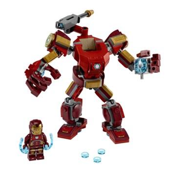 LEGO MARVEL AVENGERS ROBÔ DO HOMEM DE FERRO - 76140