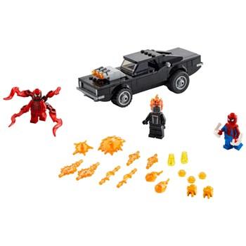 LEGO MARVEL HOMEM ARANHA E GHOST RIDER VS. CARNAGE - 76173
