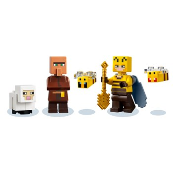 LEGO MINECRAFT A FAZENDA DE ABELHA - LEGO 21165