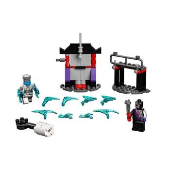 LEGO NINJAGO COMBATE EPICO ZANE VS NINDROID - 71731