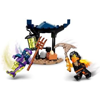 LEGO NINJAGO LEGACY COMBATE EPICO COLE VS GHOST - 71733