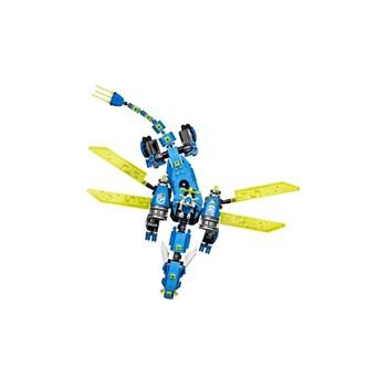 LEGO NINJAGO O CIBER DRAGÃO DO JAY 518 PEÇAS - 71711