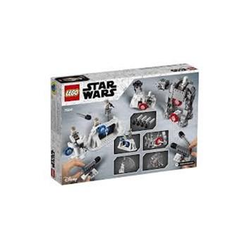 Lego Star Wars Action Battle Echo Base 504 Peças Lego 75241
