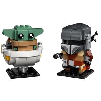 LEGO STAR WARS O MANDALORIANO E A CRIANÇA - 75317