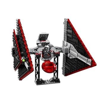 Lego Star Wars Tie Fighter Sith 470 Peças - 75272