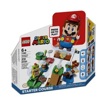 Lego Super Mario Aventuras com Mario Início 231 peças 71360