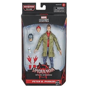 MARVEL LEGENDS PETER B PARKER SPIDER VERSE - HASBRO F0256