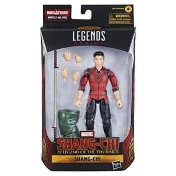 MARVEL LEGENDS SHANG CHI - SHANG CHI - HASBRO F0247