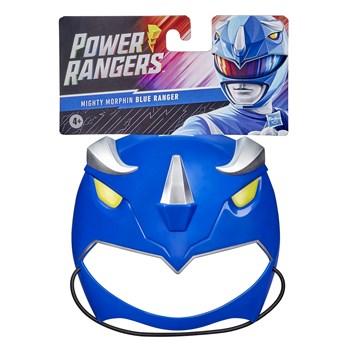 MÁSCARA POWER RANGERS MIGHTY MORPH BLUE RANGER- HASBRO E7706