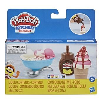 Massinha Play Doh Mini Kit Cobertura Sorvete - Hasbro F0654