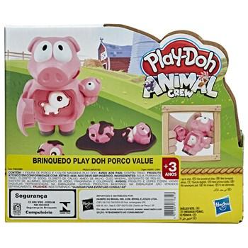 Massinha Play Doh Porquinho - Hasbro F0653