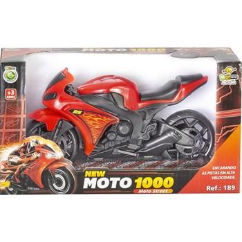 MOTINHA NEW MOTO 1000 -  BS TOYS 189