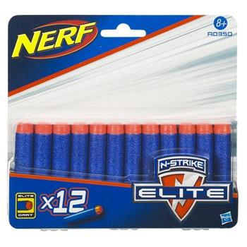 NERF ELITE DARDOS REF COM 12