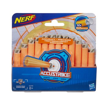 NERF REFIL DARDOS ACCUSTRIKE COM 12