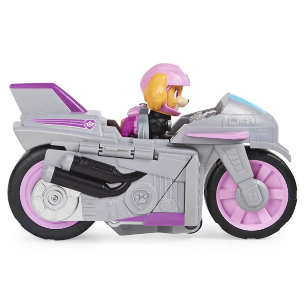 PATRULHA CANINA DELUXE VEHICLE MOTO SKYE - SUNNY 2277