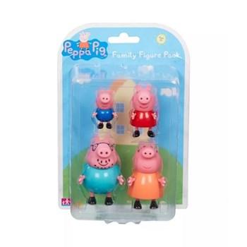PEPPA PIG  BONECA FAMILIA PACK - SUNNY