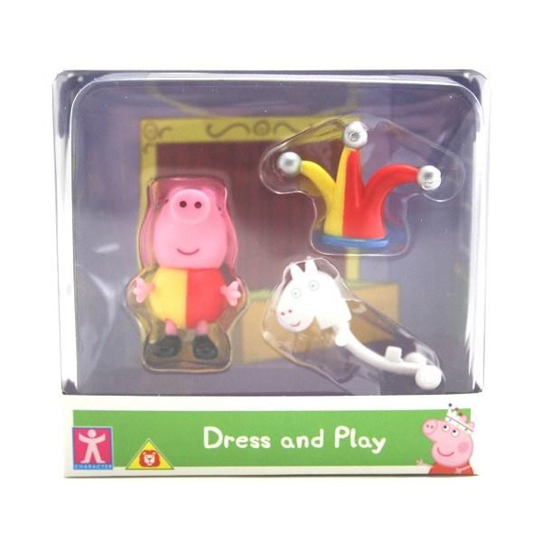 PEPPA PIG - GEORGE PIG COM ROUPINHA - SUNNY 2319
