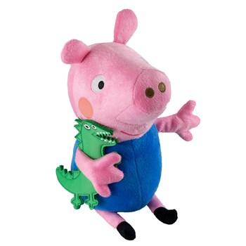 PEPPA PIG PELÚCIA GEORGE - SUNNY 2341