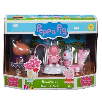 PEPPA PIG PLAYSET CENÁRIO DE BALLET - SUNNY 2322