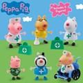 PEPPA PIG PLAYSET  MÉDICOS E ENFERMEIROS - SUNNY 2320