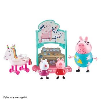 PEPPA PIG PLAYSET OFICINA DE PINTURA - SUNNY 2321