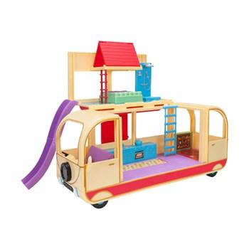 Peppa Pig - Playset Van de Acampar - Sunny 2316