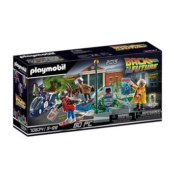 PLAYMOBIL BACK TO THE FUTURE PARTE II COM FUGA - SUNNY 2559