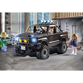 PLAYMOBIL BACK TO THE FUTURE, PICK-UP DE MARTY - SUNNY 2558