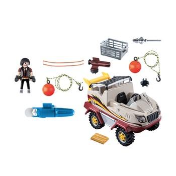 Playmobil Caminhão Anfíbio - Sunny 1554