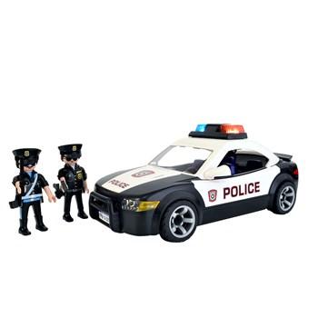 PLAYMOBIL CITY ACTION CARRO DE POLÍCIA - 5673