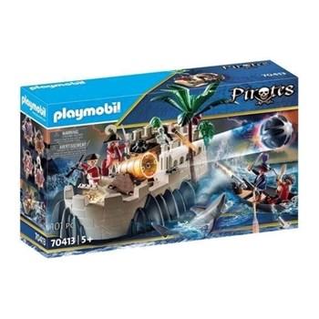 Playmobil Piratas - Barco a Remo com Canhão - Sunny 1656