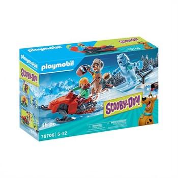 PLAYMOBIL SCOOBY-DOO! AVENTURA COM FANTASMA - SUNNY 2570