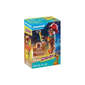 PLAYMOBIL SCOOBY-DOO! BOMBEIRO COLECIONAVEL - SUNNY 2576