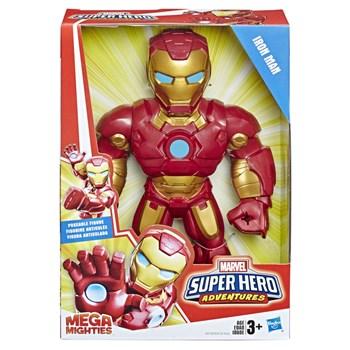 PLK SUPER HERO MEGA MIGHTIES HOMEM DE FERRO - HASBRO E4150