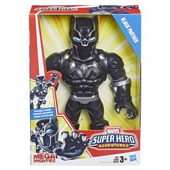 PLK SUPER HERO MEGA MIGHTIES PANTERA NEGRA - HASBRO E4151