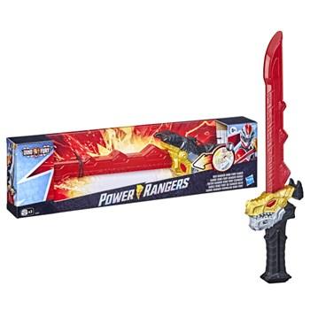 POWER RANGERS DINO FURY SABRE RED RANGER - HASBRO F2999