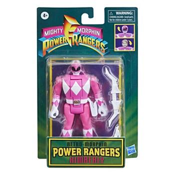 POWER RANGERS MIGHTY MORPH RETRO PINK RANGER - HASBRO F0285