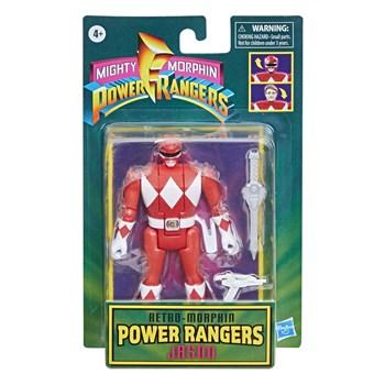 POWER RANGERS MIGHTY MORPH RETRO RED RANGER - HASBRO F0285