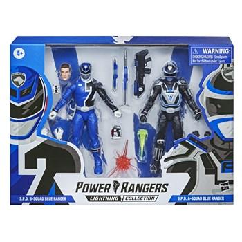 POWER RANGERS PACK S.P.D SQUAD BLUE RANGER - HASBRO F0288
