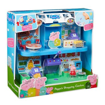 PPEPPA PIG PLAYSET SHOPPING - SUNNY 2323