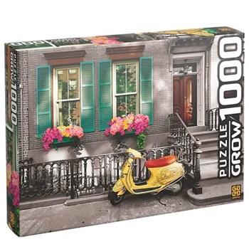 QUEBRA CABEÇA 1000 PÇS SCOOTER - GROW 3607